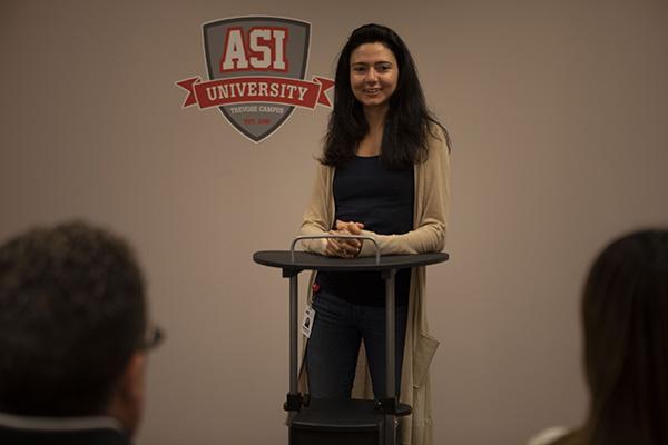 ASI employee