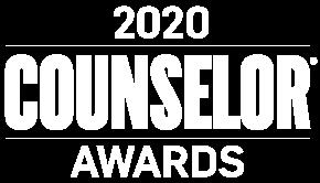 Counselor Awards 2020 logo