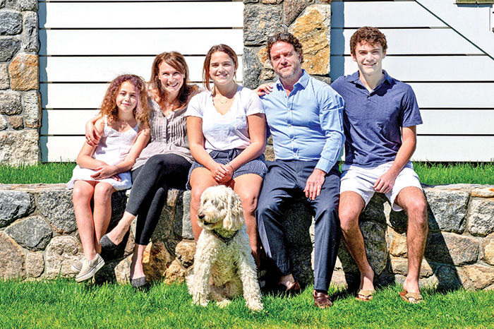 Jornik Family