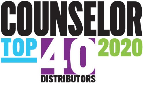 Top 40 Distributors - 2020