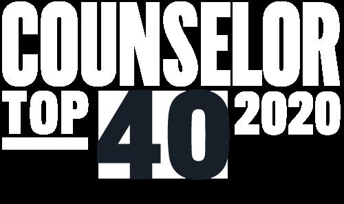 Counselor Top 40 logo