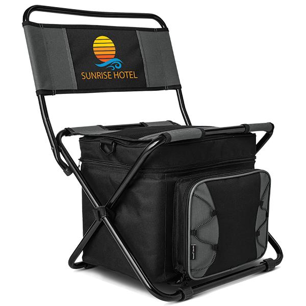 Folding Cooler Chair