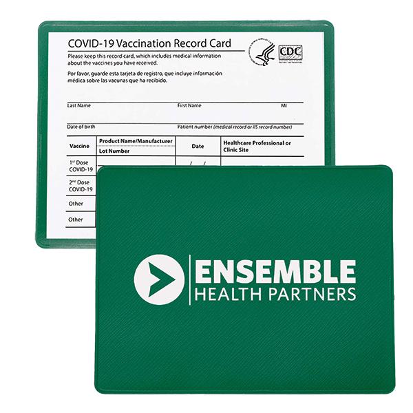Vaccine Card Holder