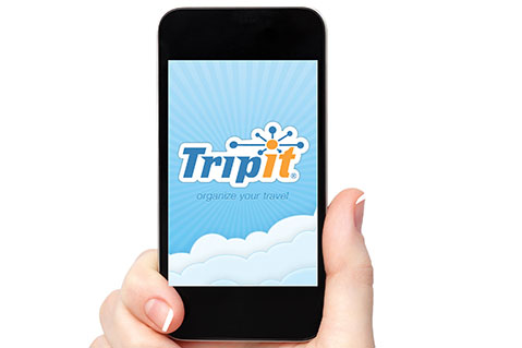 Tech Edge For Salespeople: The TripIt App