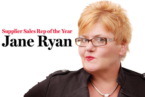 Supplier Sales Rep of the Year - Jane Ryan