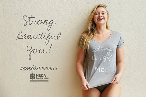 Printed Tee Raises Awareness for Eating Disorder Nonprofit
