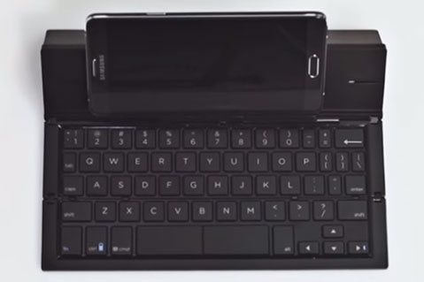 Tech Edge: Zagg Pocket Keyboard