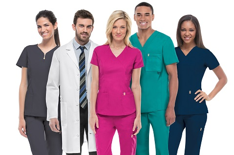 New Scrubs Block Fluids, Odors in Comfort