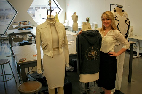 Fashion Faceoff: Judges Assess Kimberly McLinden's Work