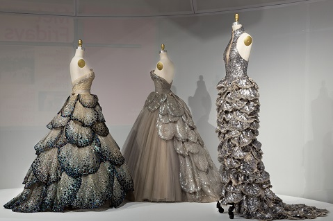 Met Costume Exhibit Explores Fashion in the Tech Age