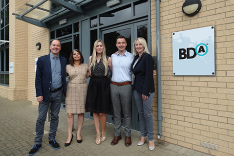 BDA Opens New UK Office