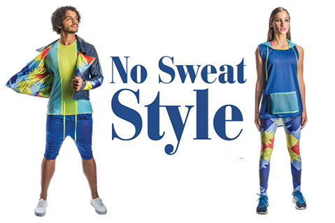 Workout Gear Goes Mainstream