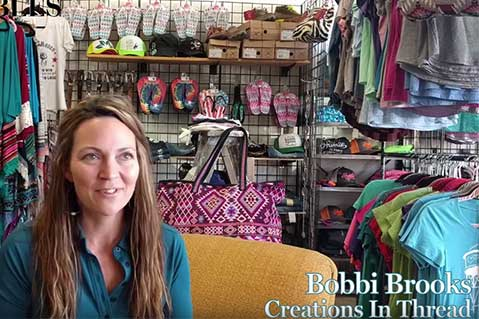 Video: Arizona Decorator Starts Cowgirl Apparel Line