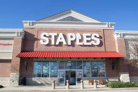 Staples Moves to Expand Beyond Office Supplies
