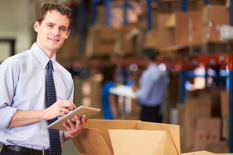 Delivery Companies Staff Up to Meet Holiday Demand