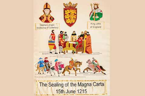 The Magna Carta, 800 Years Young