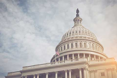 Industry Delegation Lobbies on Capitol Hill