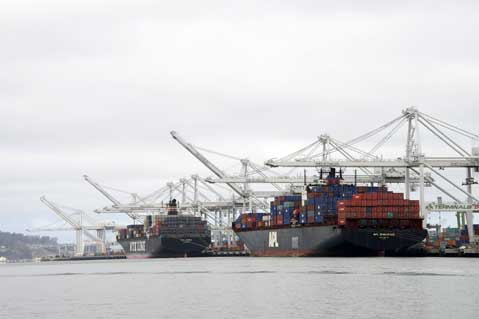 Japan's Largest Shipping Companies Merge