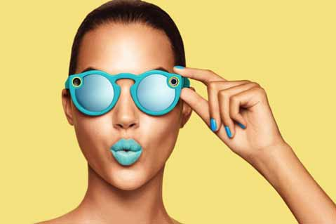 Snapchat Changes Name, Reveals Smart Glasses