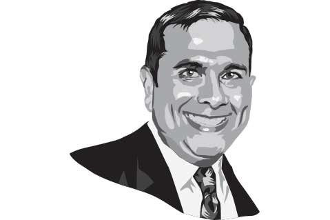 Power 50 - No.  40 Dilip Bhavnani, Sunscope Group of Companies