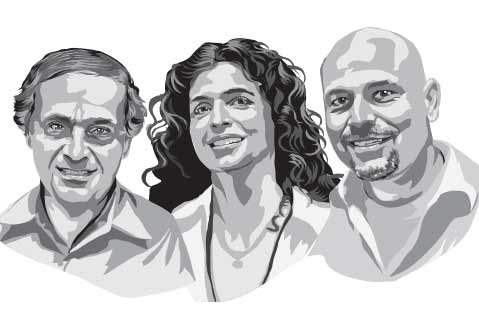 Power 50 - No. 23 Ely, Taly & Sharon Eyal, ETS Express