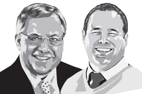 Power 50 - No. 49 Larry Zavadil & Justin Zavadil, American Solutions For Business