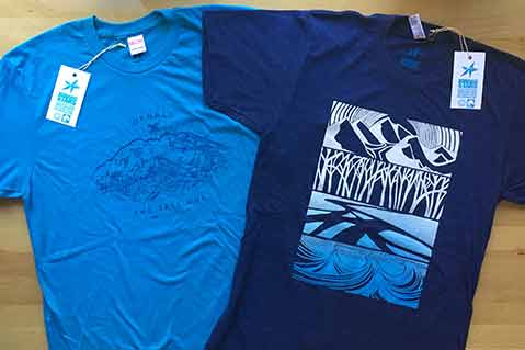 Alaska Screen Printer Takes Eco-Friendly Steps