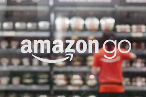 Amazon Unveils Plan for Checkout-Free Grocery Shopping