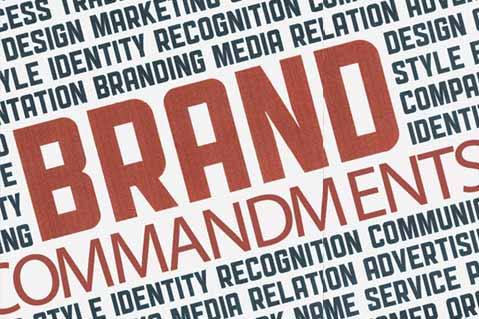Brand Commandments