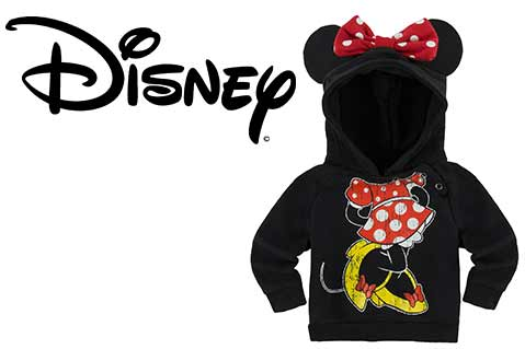 Disney Recalls Infant Hoodies