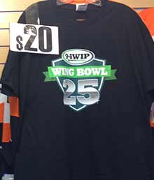 25 Years Of Gorging And Promos At Philly's Wing Bowl