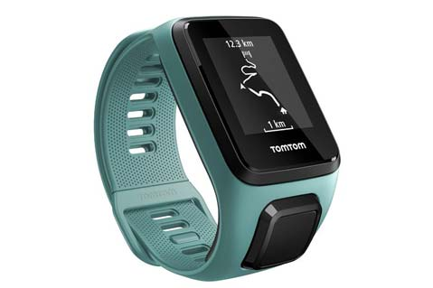 TomTom Aims to Motivate With Wearable Tech