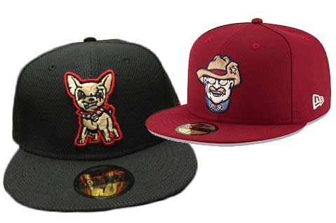 The 8 Kookiest Cap Logos In Minor League Baseball