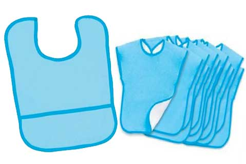 Suffocation Hazard Prompts Recall on Bibs