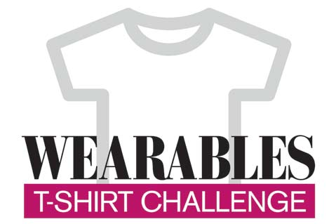 Enter the Wearables T-Shirt Challenge