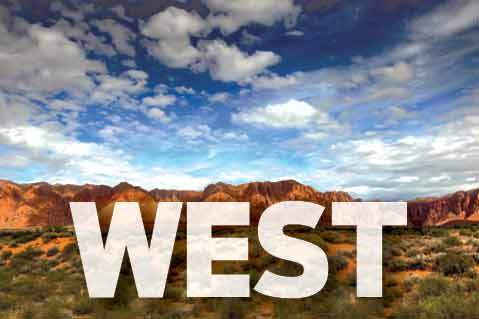 Promotional Product Sales Report: West