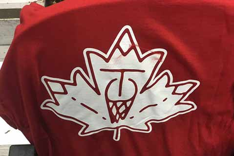 Toronto's Tees: Terrible or Too Cool?