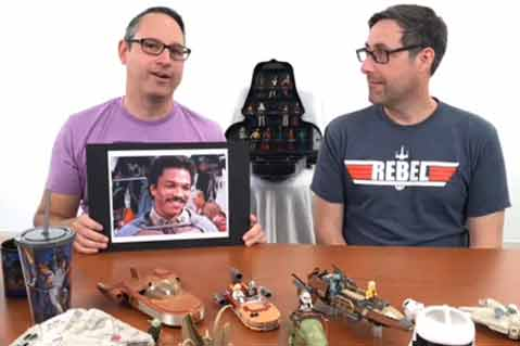 Video: Celebrating Star Wars Day!