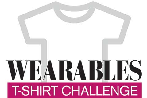 2017 Wearables T-Shirt Challenge for Charity