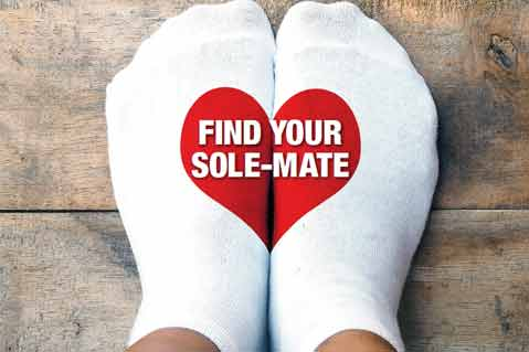 Find Your Sole-Mate