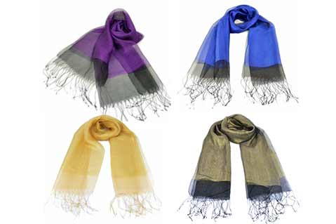 CPSC Recalls DG Fashion Scarves