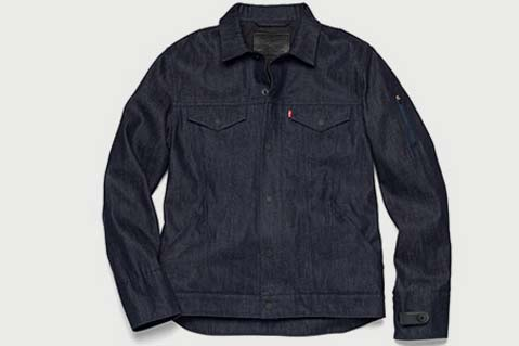 Smart Apparel Evolution: The Levi's/Google Smart Jacket