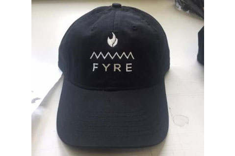 "Ill-Fated Fyre Festival Merch Sells For ""Big"" Money On eBay"