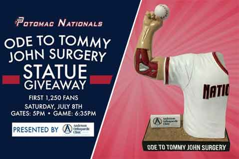 """Ode To Tommy John Surgery"" Is Minor League Team's Latest Brilliant Promotion"