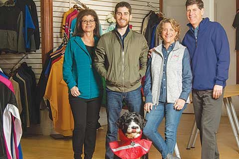Supplier Family Business of the Year 2017: Charles River Apparel