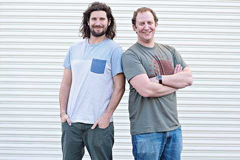 Supplier Entrepreneur of the Year 2017: Mike Szymczak & Jason Lucash, Origaudio
