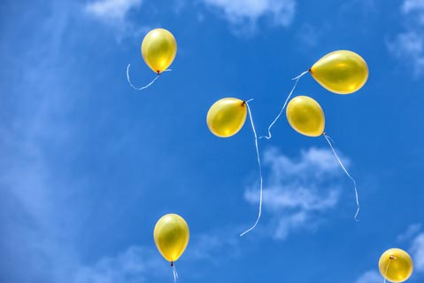 New Jersey Weighs Ban on Balloon Launches