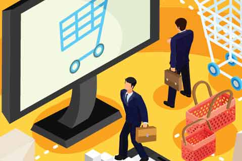 The Age of E-Commerce Is Here