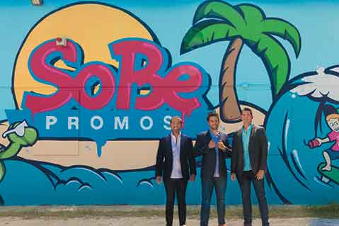 Fastest Growing Distributor 2017: SoBe Promos