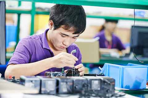Manufacturing Activity Slows in China